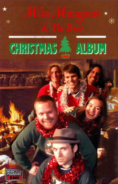 Christmas card from Mike and the band