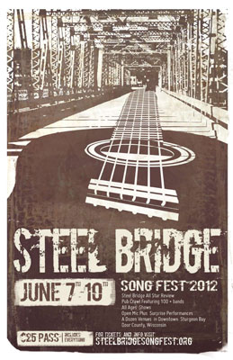 2012 Steel Bridge flyer