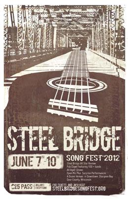 2012 Steel Bridge flyer
